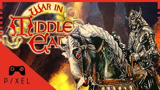 WAR IN MIDDLE EARTH [1988, ZX Spectrum / MS-DOS / Amiga] Review | It