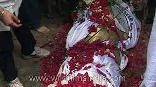 Bollywood actor Rajendra Kumar passes away in 1999