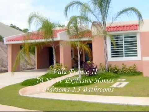 Palmas Del Mar Villa Franca Ii New Wmv Youtube
