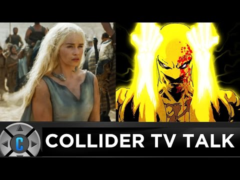 Collider TV Talk - Game of Thrones Season 6 Trailer, Iron Fist Casting, Daredevil Season 2