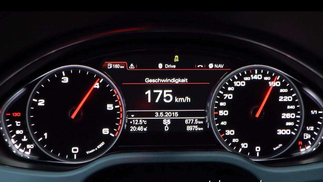 2015 Audi A8 4 2 Tdi Quattro 385 Hp 0 100 Km H Amp 0 100 Mph