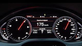 2015 audi a8 4 2 tdi quattro 385 hp 0 100 km h 0 100 mph acceleration gps