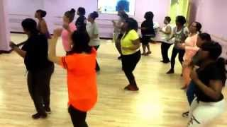 Hotel line dance- Kid Ink ft. Chris Brown Choreographed by E