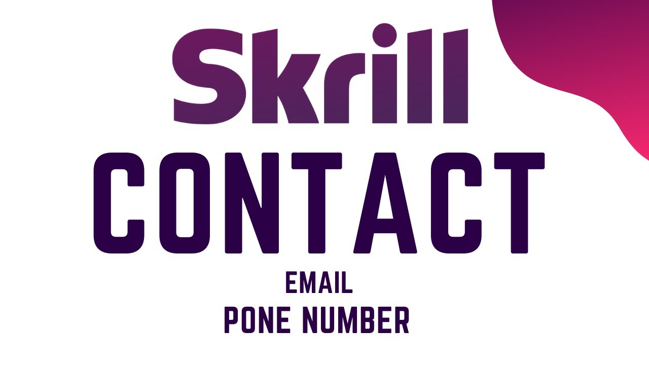 skrill phone number contact