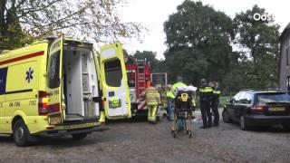 Sleutelen aan crossauto loopt uit de hand in Nieuwleusen; man raakt gewond