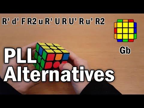 Alternative PLL Algorithms