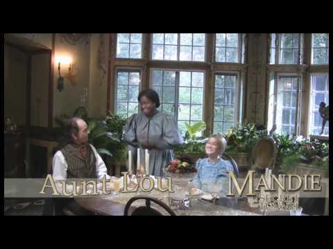 MANDIE and the SECRET TUNNEL Webisode 2: Meet Mand...