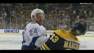Bruins Eliminated by Lightning in 5 Games - (Highlights w/commentary)