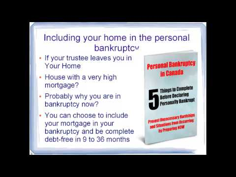 Bankruptcy In Canada Video 2: Provincial Exemption Limits And Asset Seizures