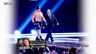 """2014/2015: Brock Lesnar 7th WWE Theme Song - """"Next Big Thing"""" (Remix/Remastered) + Download Link ᴴᴰ"""