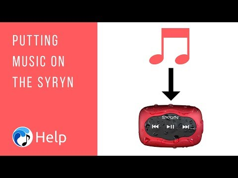 Putting Music on the SYRYN (2nd Generation)