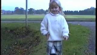 Colour my world (2), Moffat, Scotland, October 22 1991