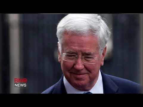 British Defense Secretary Michael Fallon Resigns Over Allegations