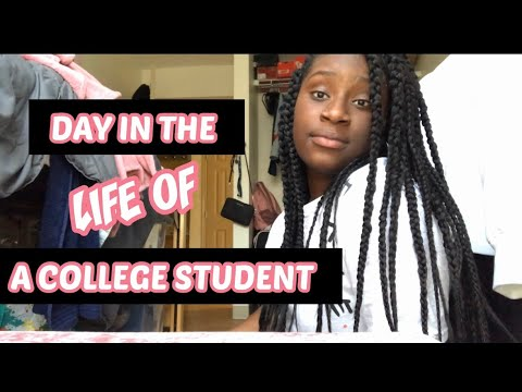 DAY IN THE LIFE OF A COLLEGE STUDENT *VLOG* GORDON STATE COLLEGE | IAm Mikaylaa