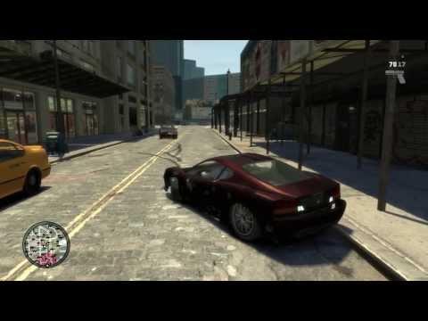 GTA IV Online - Веселимся и упарываемся с друзьями