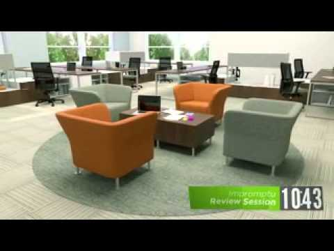 hon flock office furniture from workspace innovations, fort