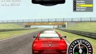 MG Racing Game Video