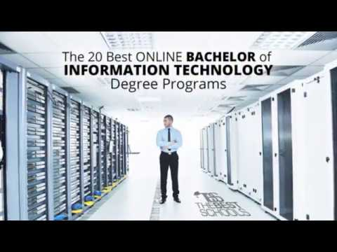 05 Best Online Information Technology Degree OR Technology Masters Degree