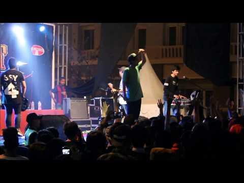 Thirteen Live at Karawang Clothfest 2015