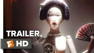 Anomalisa TRAILER 1 (2015) - Charlie Kaufman Stop Motion Animated Movie HD