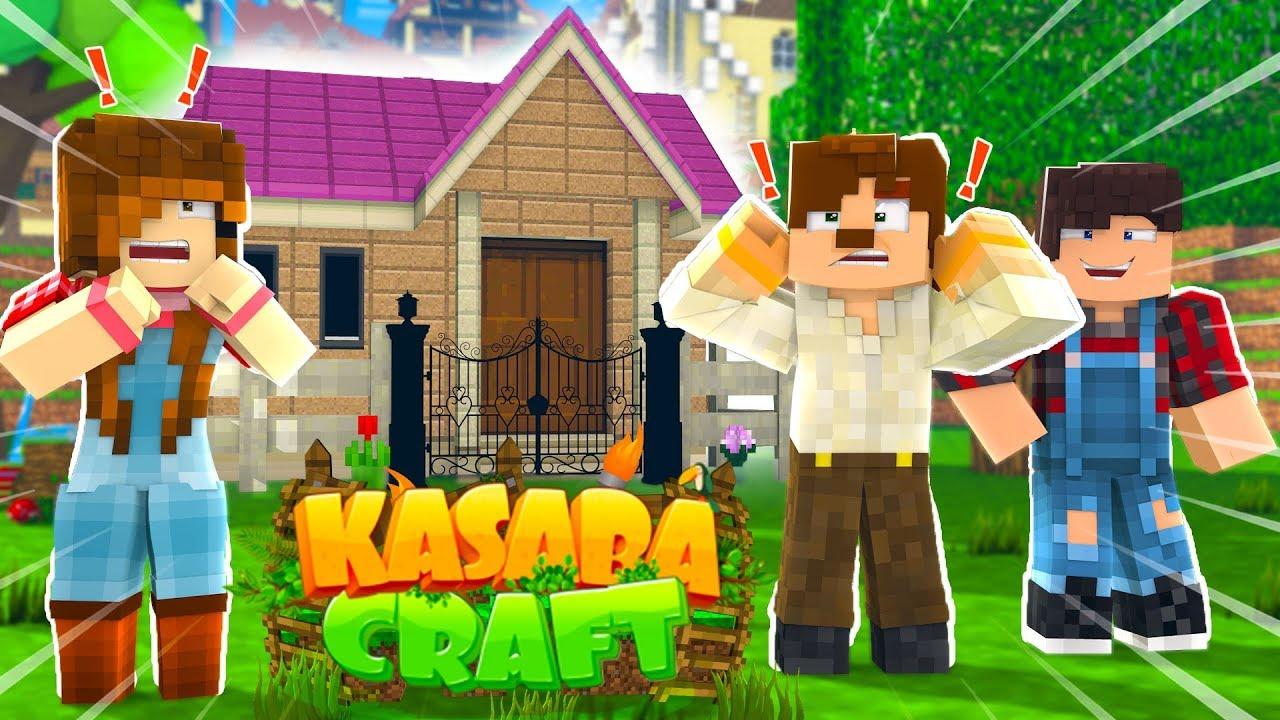 KÖTÜLERİN DÖNÜŞÜ - FAKİR ağaç ev - CRAZYCRAFT 2 - Minecraft