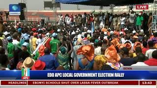 Edo APC Local Government Election Rally Pt.4 |Live Event|