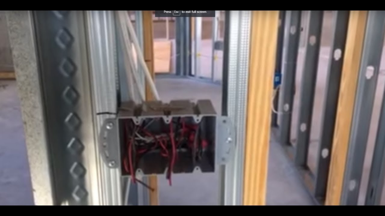 Basic House Wiring Explained - YouTube