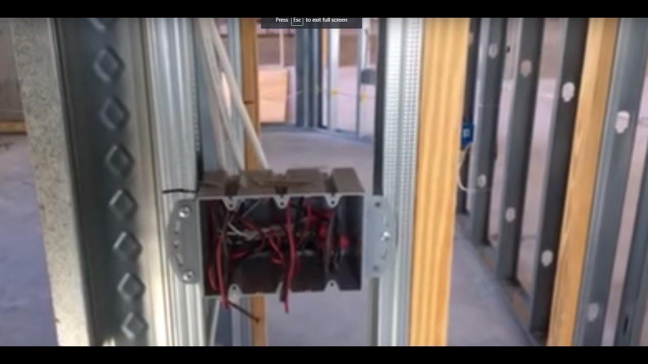 Basic House Wiring Explained