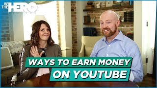 How To Make Money On YouTube - Marcella