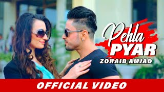 Pehla Pyar - Zohaib Amjad | Latest Punjabi Songs | Romantic Songs | Punjabi Songs | Beyond Records