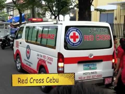 Philippine Red Cross Cebu Chapter Uptown Cebu Fire.m4v