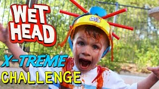 Wet Head Challenge EXTREME!! || Family Game Night thumbnail