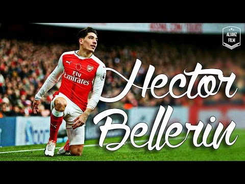 Hector Bellerin 2017 - The Flash ⚡ - Crazy Speed, Skills & Assists 2016/17 | HD