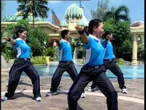 Senam Indonesia SEHAT.DAT