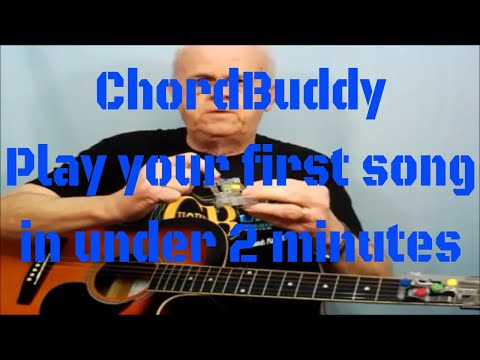 Chord Buddy Review - Guitar Lessons For Adults - Adult Guitar Lessons