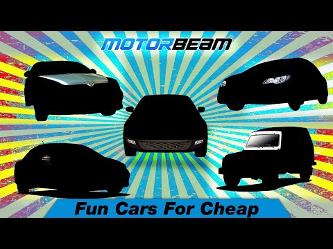 Fun To Drive Cars For Cheap - Top 5 | MotorBeam हिंदी