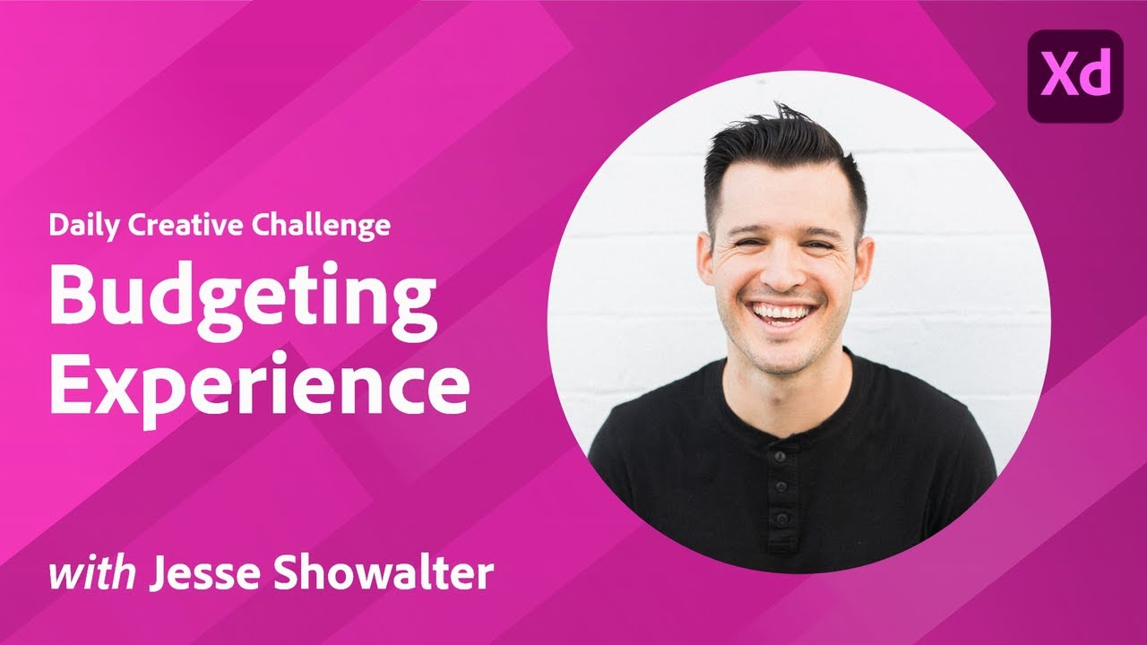 Creative Encore: XD Daily Creative Challenge - Budgeting Experience
