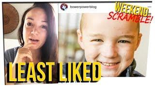 WS - Blogger's Least Liked Son ft. Steebee Weebee & David So