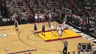 NBA 2K13 : Gaming-Live NBA Finals - Spurs vs Heat