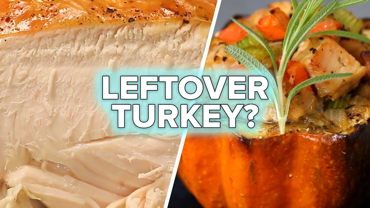 maxresdefault - 5 Ways To Upgrade Your Leftover Turkey