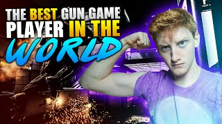 The Best Gun Game Player in the WORLD