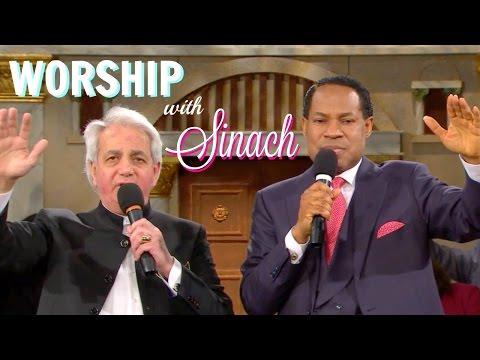 Worship Medley with SINACH (Special service with Pastor Benny Hinn and Pastor Chris)