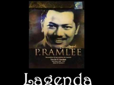 Tan Sri P. Ramlee Tribute - Lagenda (with lyrics)
