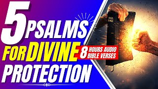 Download lagu Psalm 91, psalm 34, psalm 61, psalm 7, psalm 31 (Prayer for protection Bible verses for sleep)