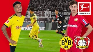 Jadon Sancho vs. Kai Havertz - Two Young Guns Go Head to Head