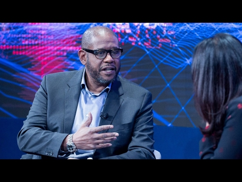 Davos 2017 - An Insight, An Idea with Forest Whitaker streaming vf