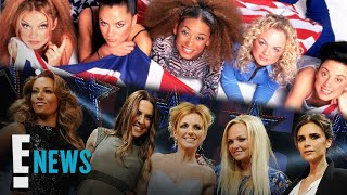 The Spice Girls: Then vs. Now   E! News