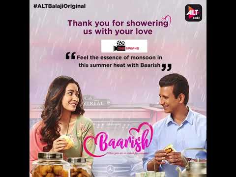 Baarish | Media Review | Sharman Joshi | Asha Negi | ALTBalaji