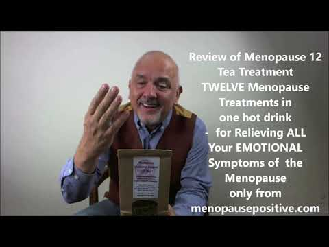 Menopause 12 Review   Natural Treatment for Menopausal Mood Swings, Depression, Anxiety,