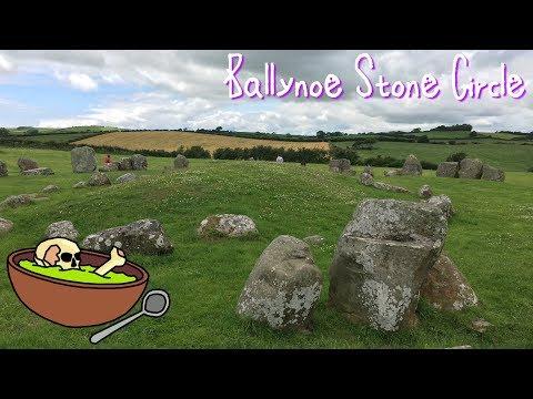 A Quick Visit to Ballynoe Stone Circle!